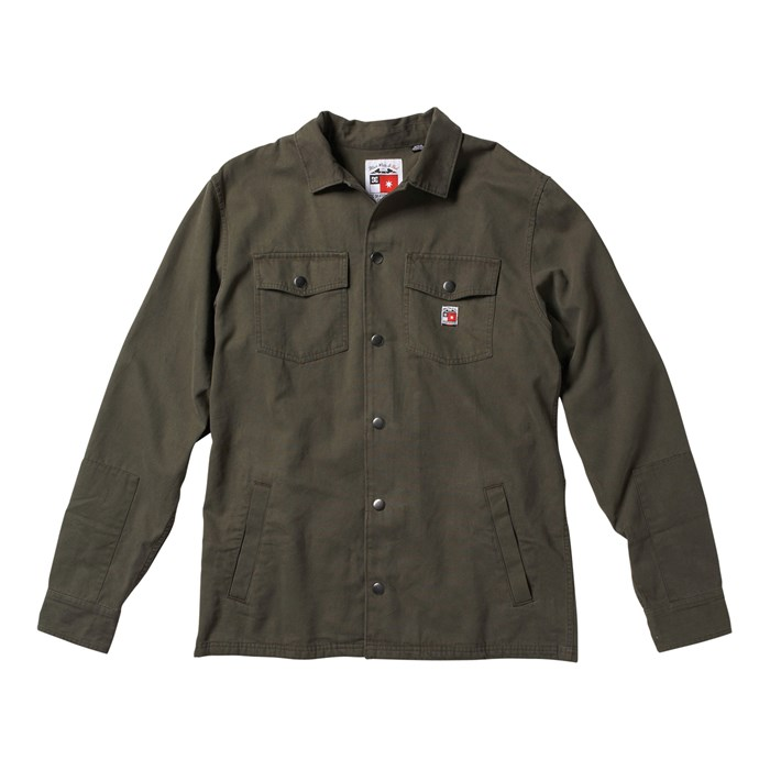 DC - Ripple Shirt Jacket