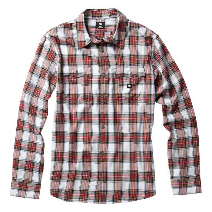 DC - Winthrop Long Sleeve Button Down Shirt