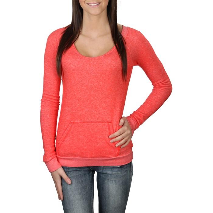 Volcom - Moclov Crew Neck Sweatshirt - Women's