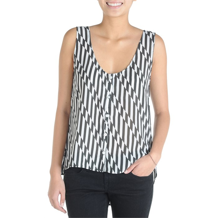 Volcom - Not So Classic Tank Top - Women's