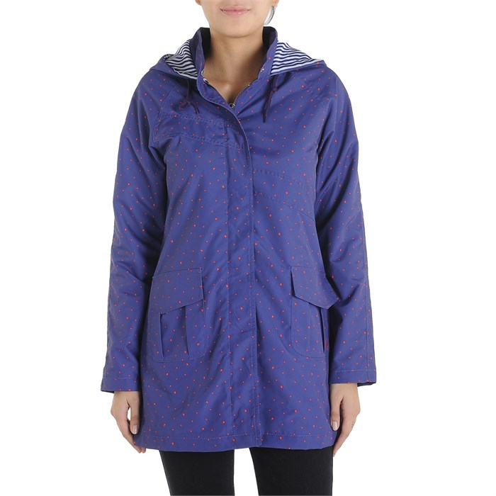 Volcom - In Da Bag Rain Jacket - Women's