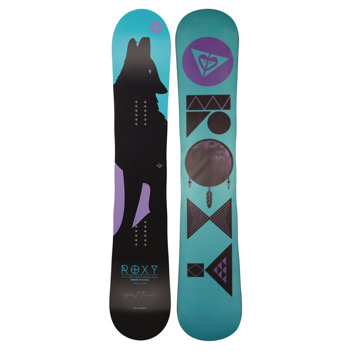 Roxy - Ally BTX Less Narrow Snowboard - Women's 2013