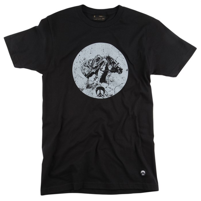 Gnarly - Night Rider T Shirt