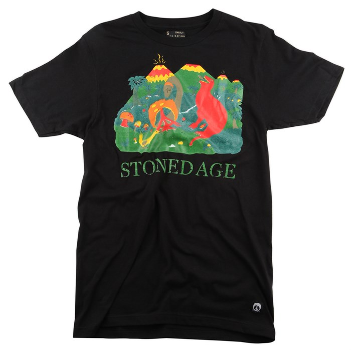 Gnarly - Stoned Age T Shirt