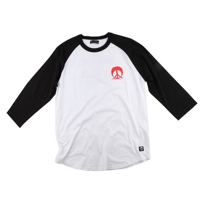 Gnarly - End Of The World Raglan Shirt