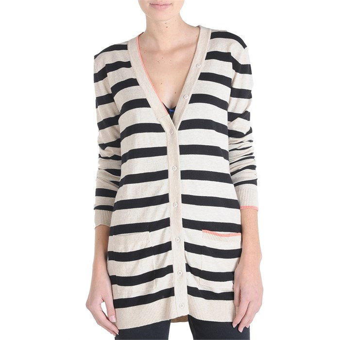 Volcom - Volcom V.Co Loves Cardigan Sweater - Women's