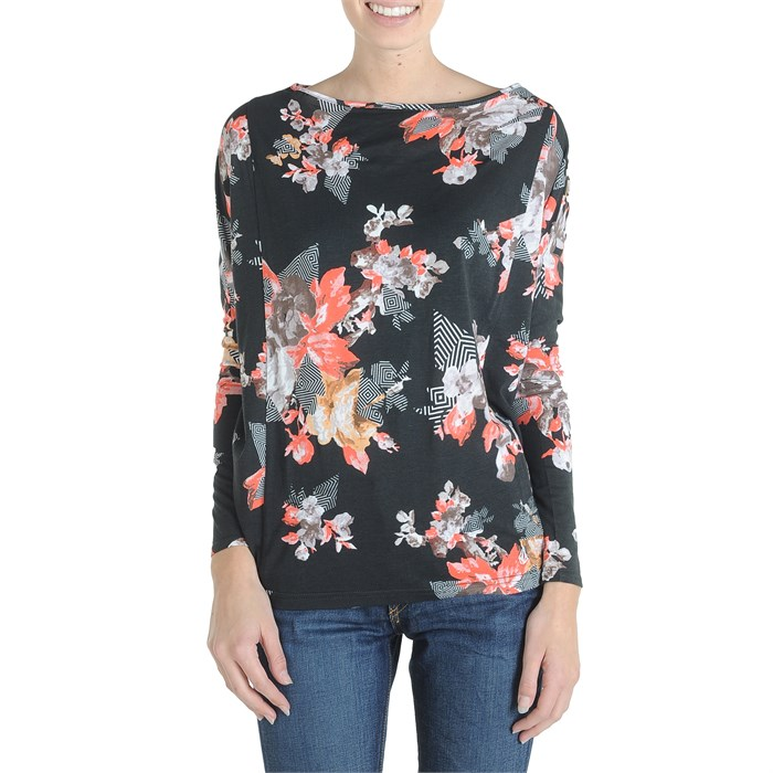 Volcom - Makeout Alley Long Sleeve Top - Women's