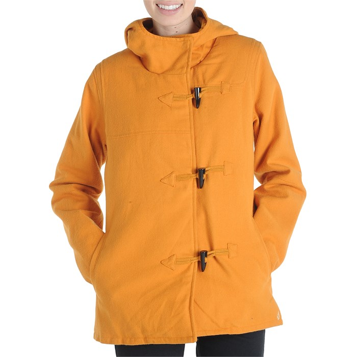 Volcom - Preps Cool Toggle Jacket - Women's