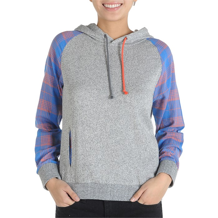 Volcom - Chasing Cars Pullover Hoodie - Women's