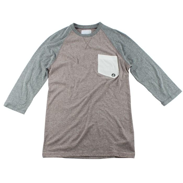 Volcom - Baseline Raglan Shirt