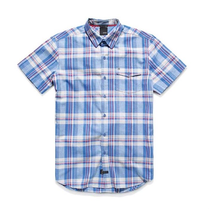 Kr3w - Dawn Short Sleeve Button Down Shirt