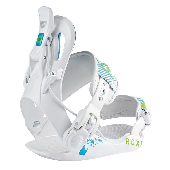 Roxy - ROCK-it READY Snowboard Bindings - Youth - Girl's 2013