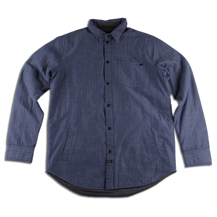 Kr3w - Motorbreath Reversible Button Down Shirt