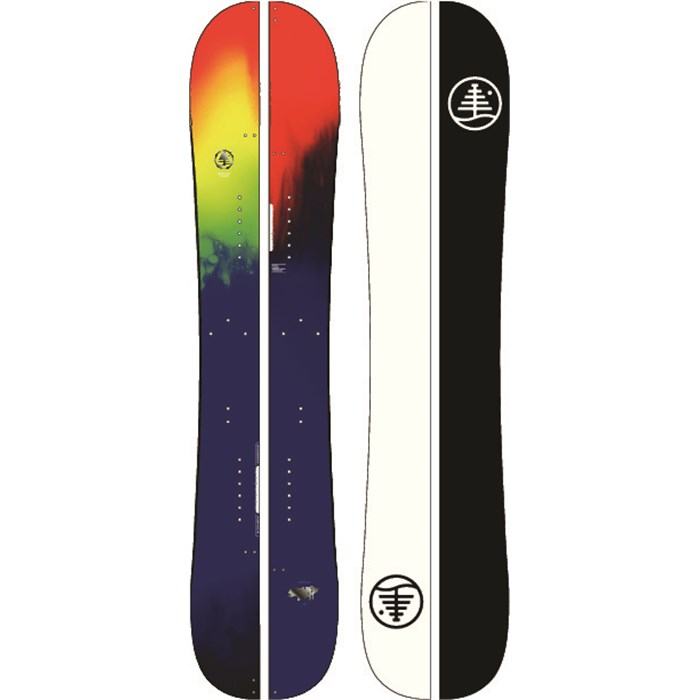 Burton - Family Tree Spliff Splitboard 2013