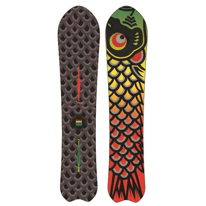 Burton - Fishcuit Snowboard 2013