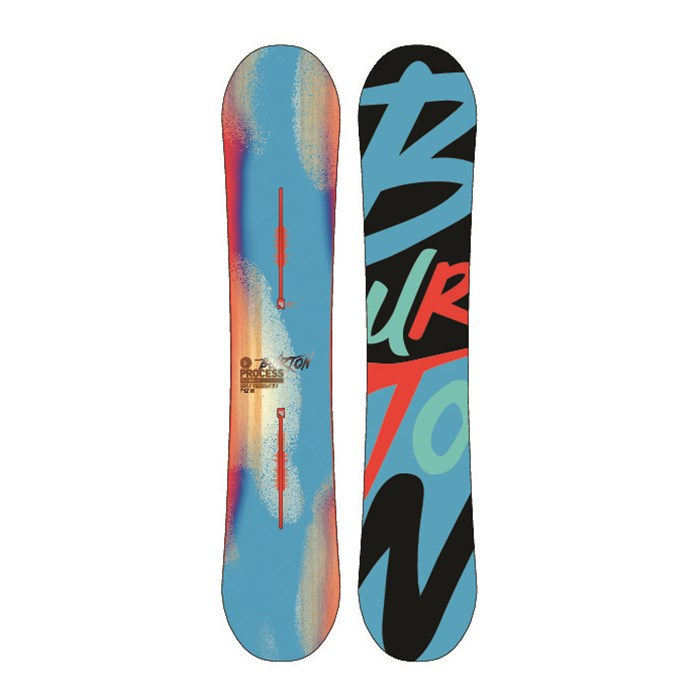 Burton - Process Flying V Snowboard 2013