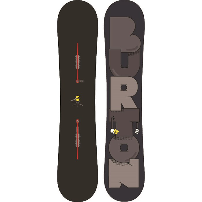 Burton - Super Hero Wide Snowboard 2013