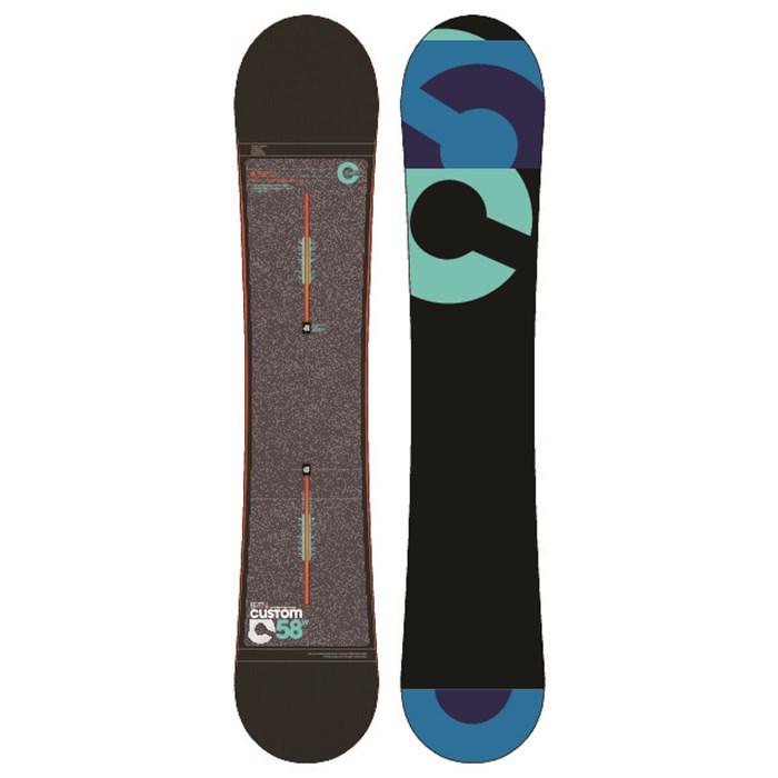 Burton - Custom Wide Wide Snowboard 2013