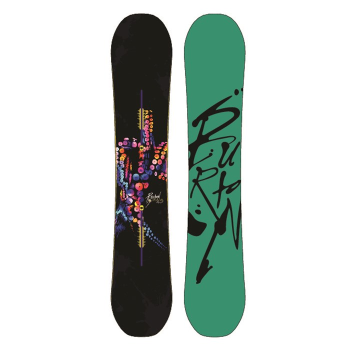 58c321dab3e0 Burton Deja Vu Flying V Snowboard - Women s 2013