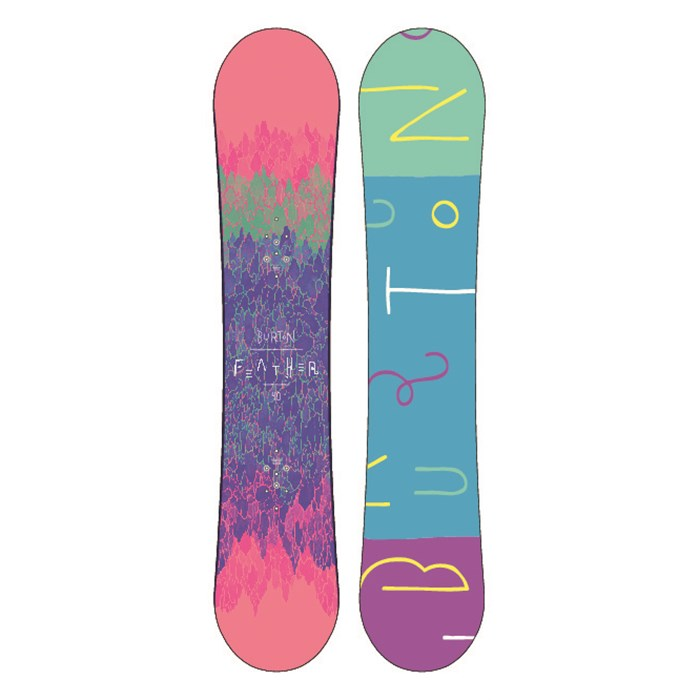 Burton - Feather Snowboard - Women's 2013