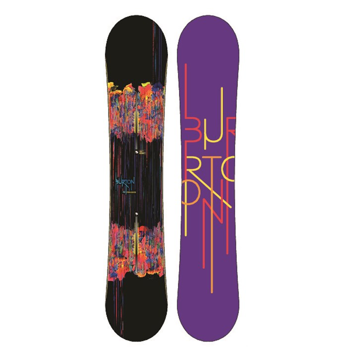 Burton - Burton Feelgood Snowboard - Women's 2013