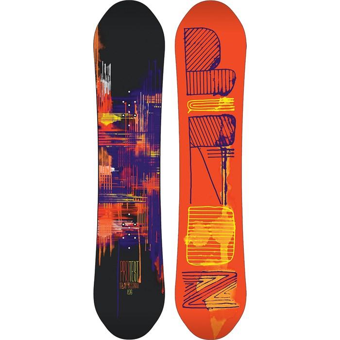 Burton - Protest Snowboard - Kid's 2013