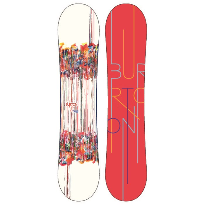 Burton - Feelgood Smalls Snowboard - Girl's 2013