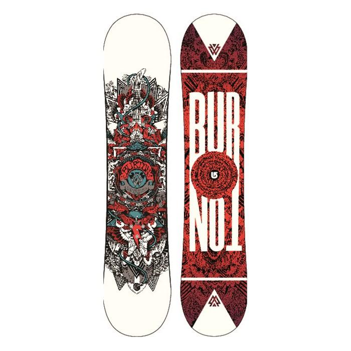 Burton - TWC Smalls Snowboard - Kid's 2013