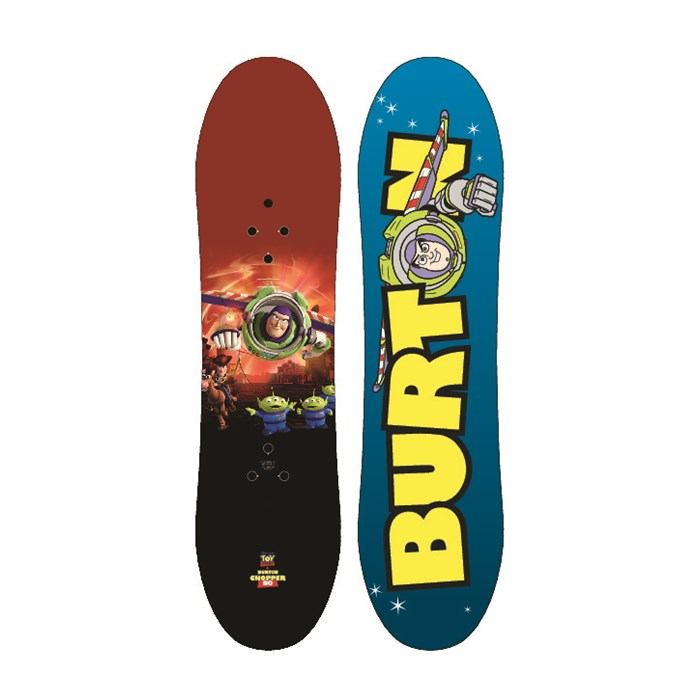 Burton - Chopper Toy Story Snowboard - Kid's 2013