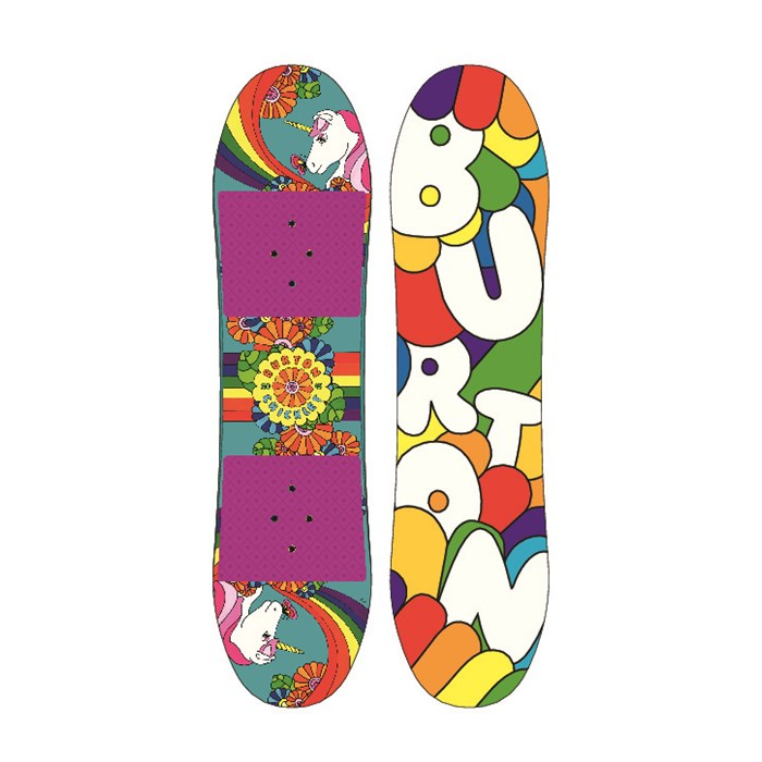 Burton - Chicklet Snowboard - Girl's 2013