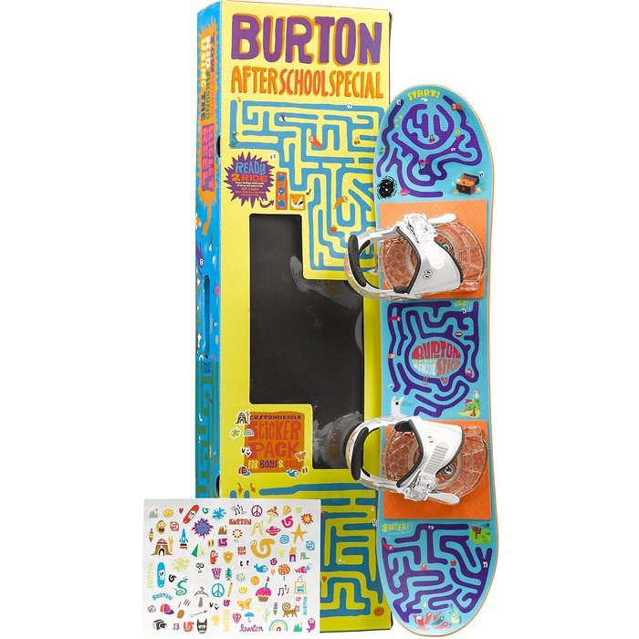Burton - After School Special Snowboard Package - Youth 2013