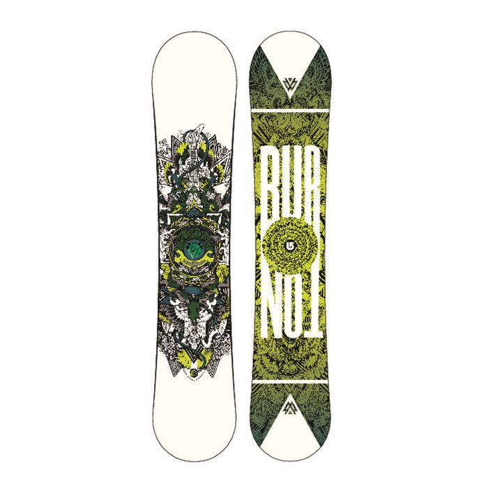 Burton - TWC Standard Wide Snowboard 2013