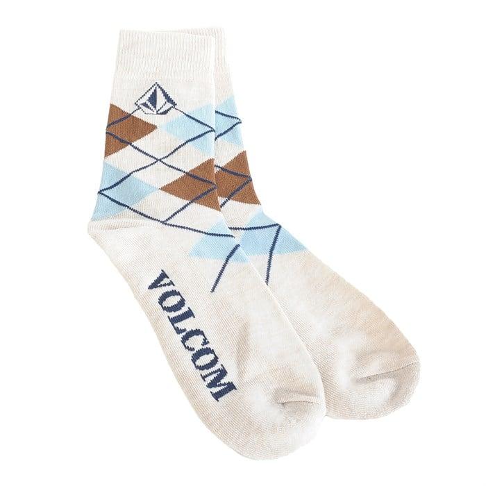 Volcom - Argyle Socks