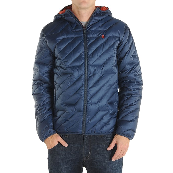 Volcom - Hooded Puff Puff Jacket