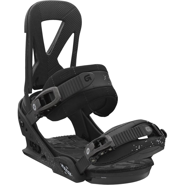 Burton - Mission Snowboard Bindings 2013