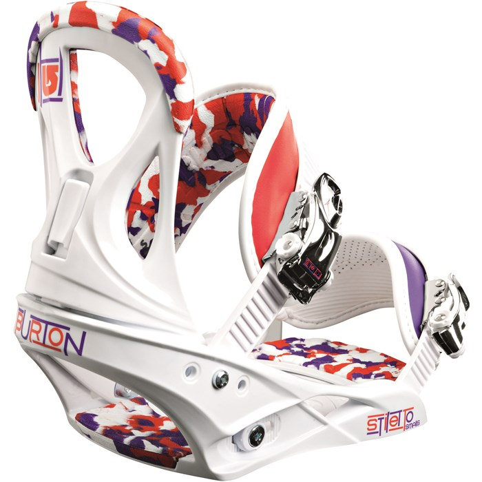Burton - Stiletto Smalls Snowboard Bindings - Youth - Girl's 2013