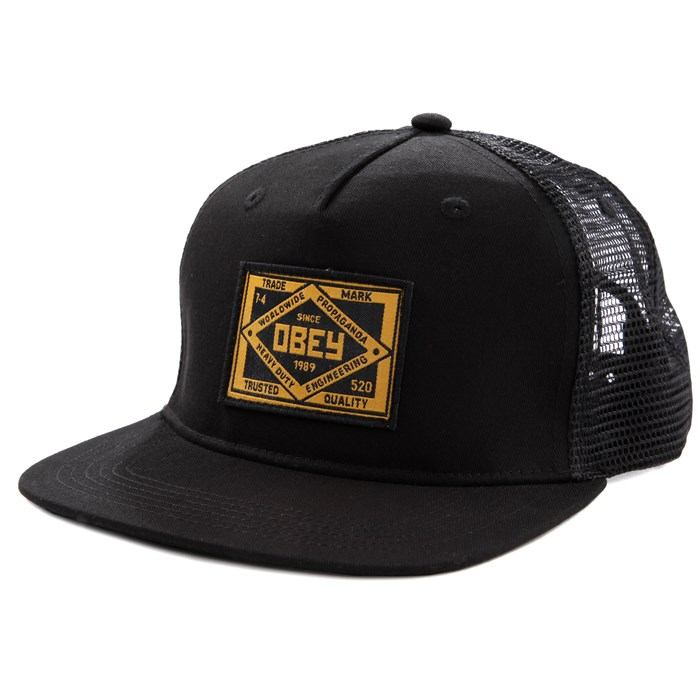 Obey Clothing - Trademark Hat