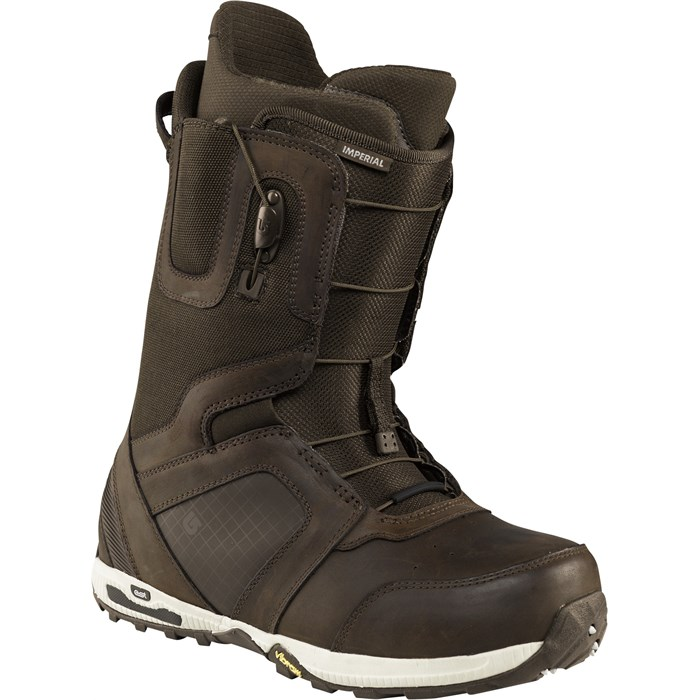 Burton - Imperial Leather Snowboard Boots 2013