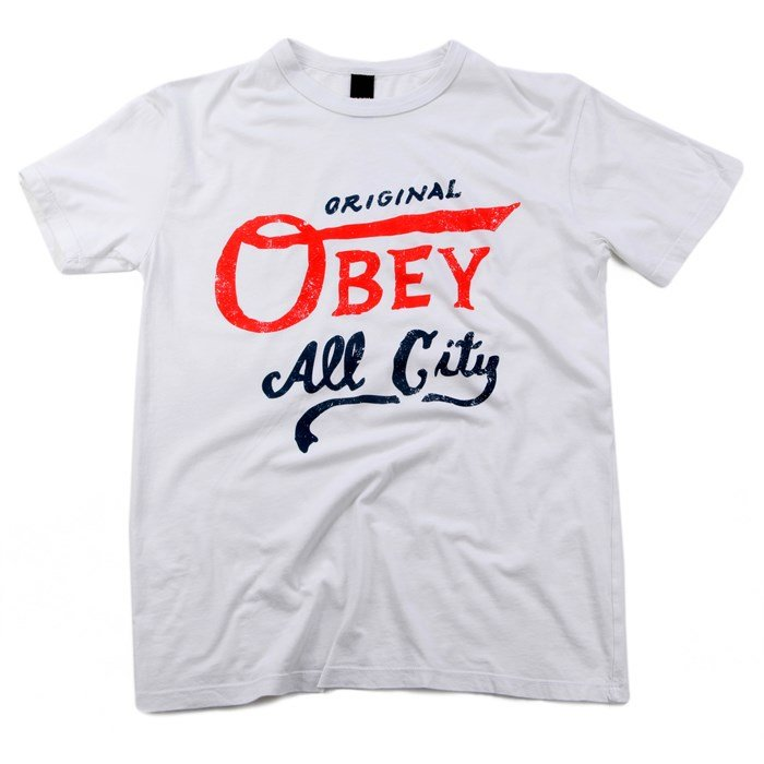 Obey Clothing - All City Original T Shirt