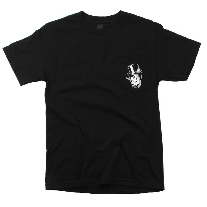 Obey Clothing - Bourgeois Andre Pocket T Shirt
