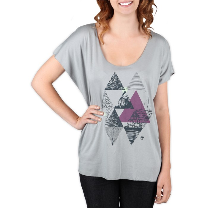 Arbor - Collage Top - Women's
