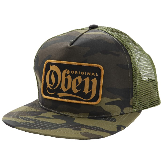 Obey Clothing - Stout Hat