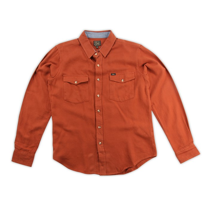Obey Clothing - Arrington Button Down Shirt