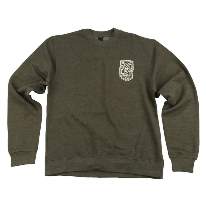 Obey Clothing - The Streets Are Ours Crew Sweatshirt