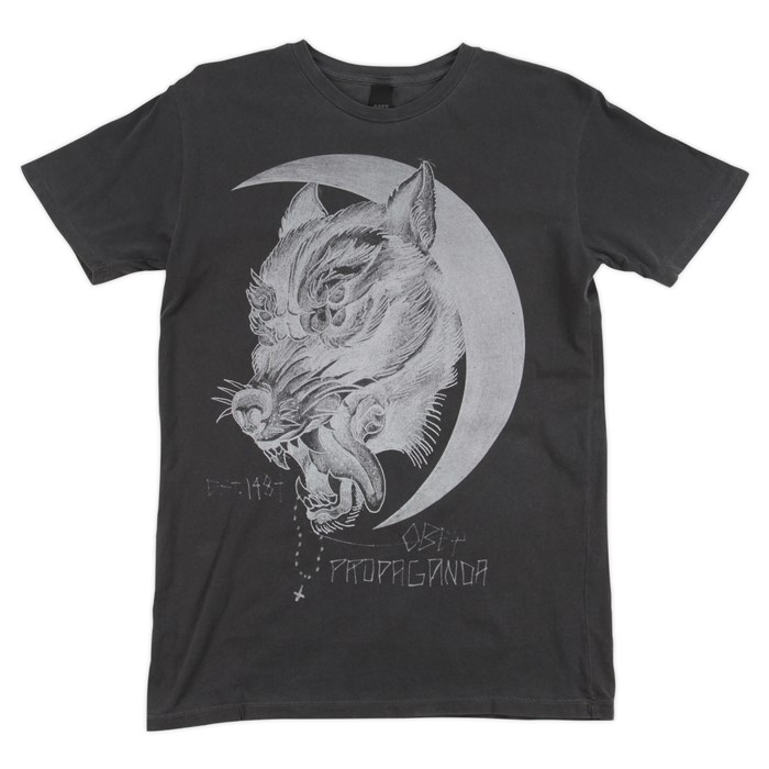 Obey Clothing - Propaganda Wolf T Shirt