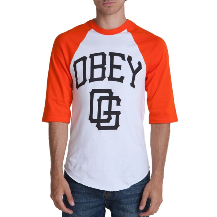 Obey Clothing - Gigantes Raglan Shirt