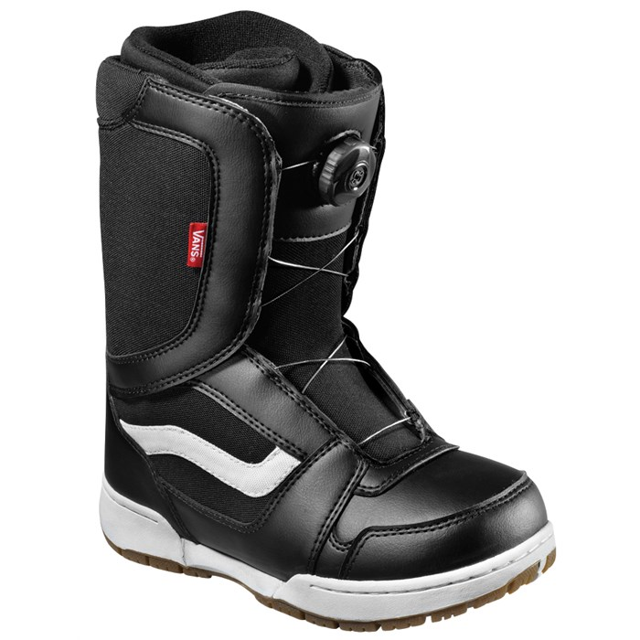 0550acde7d Vans Encore Snowboard Boots - Youth 2013