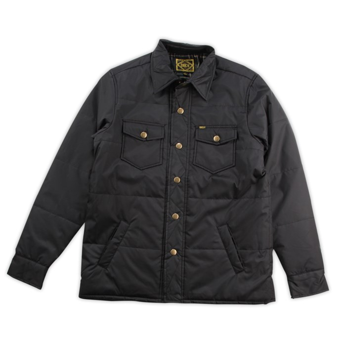 Obey Clothing - Campbell Button Down Shirt