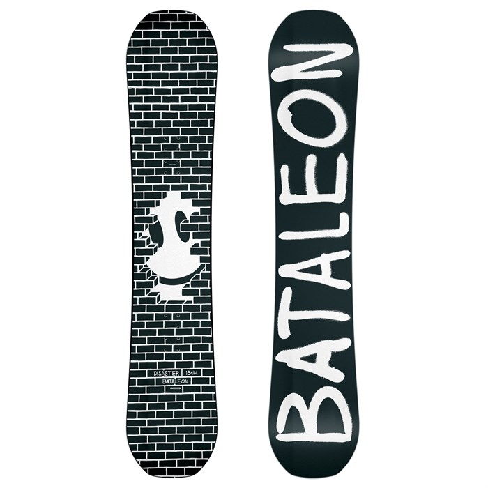 Bataleon - Disaster Wide Snowboard 2013