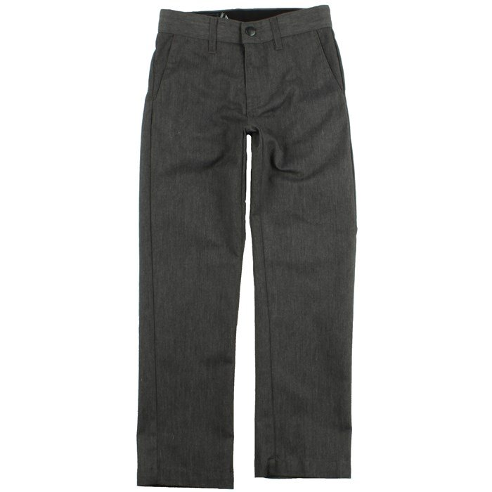 Volcom - Frickin Modern Chino Pants (Ages 8-14) - Boy's
